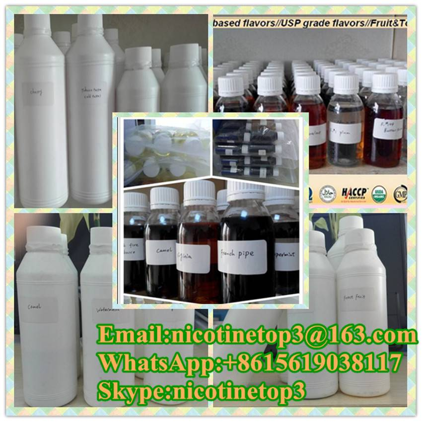 Hot sell 100mg/ml-1000mg/ml pure nicotine for E-liquid by Xian Taima