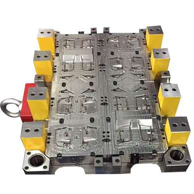 OEM Injection mold, multi cavity mould, hot runner mold making services supplier