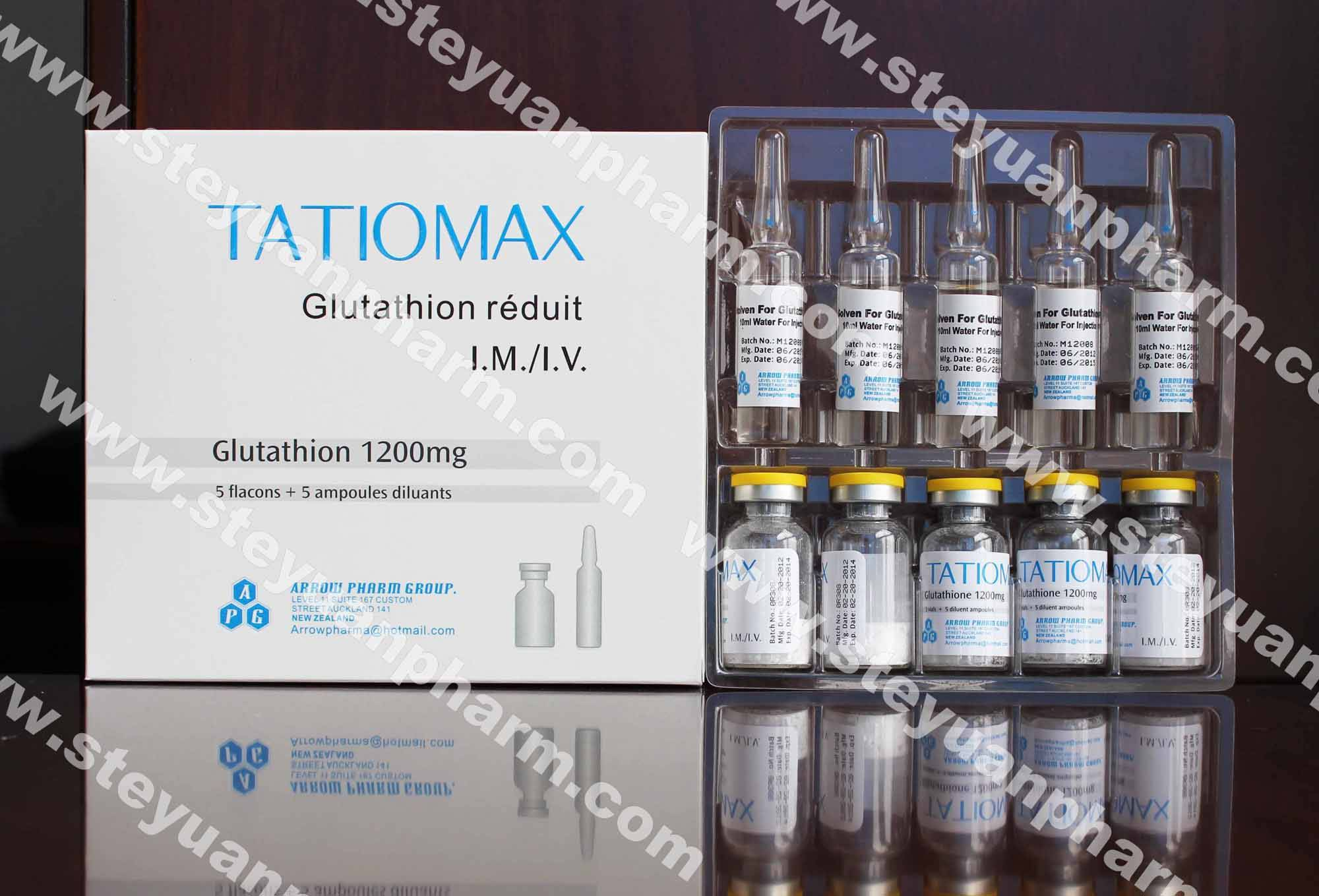 reduced glutathione for injection