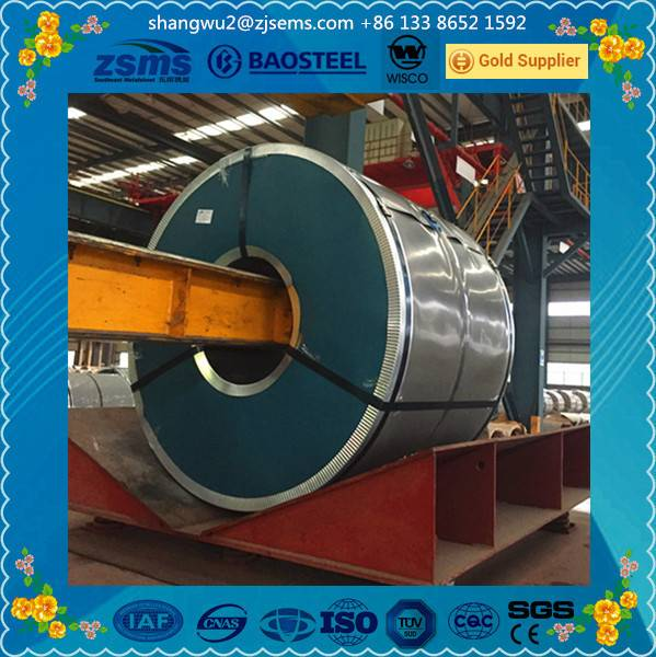 Zinc Coated Steel Coils