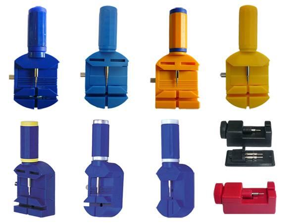 Tinanium bracelet tools