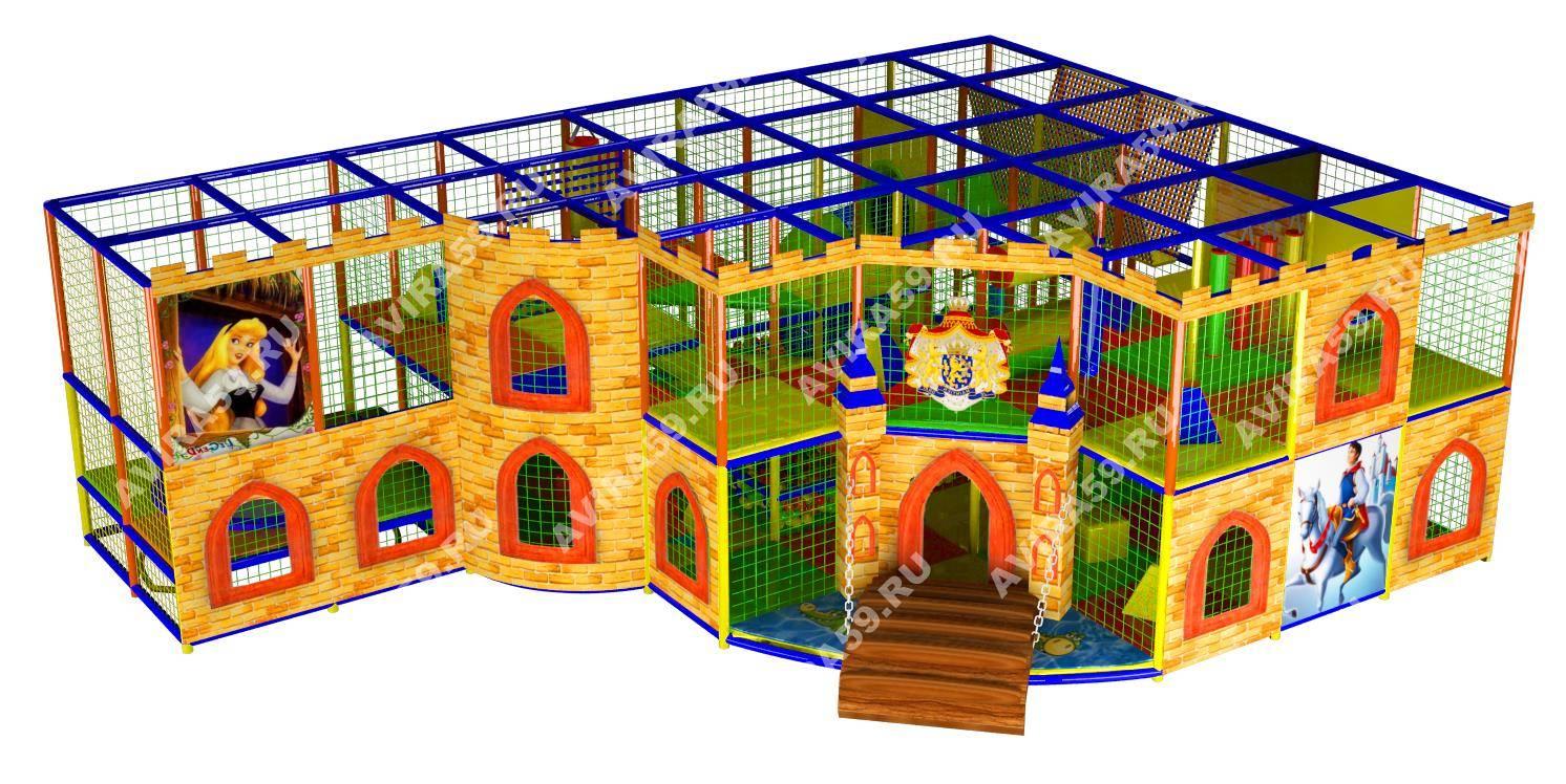 Indoor playground Knight Kingdom