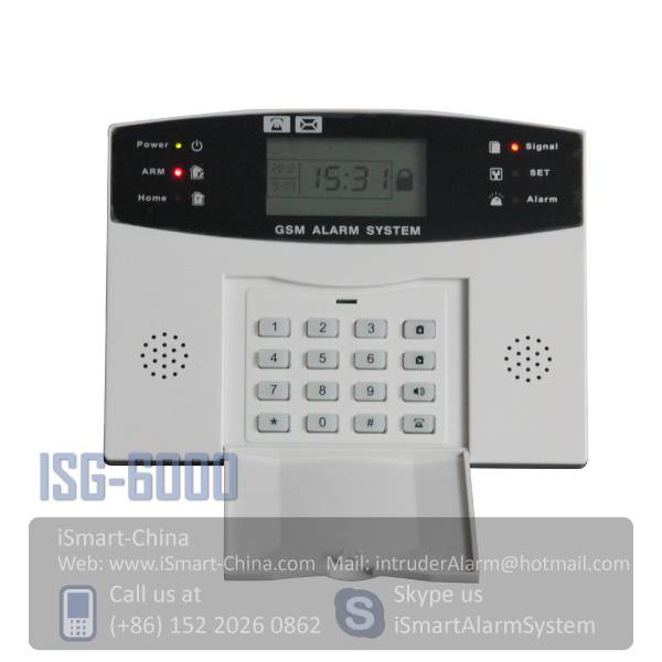 Anti-theft alarms system