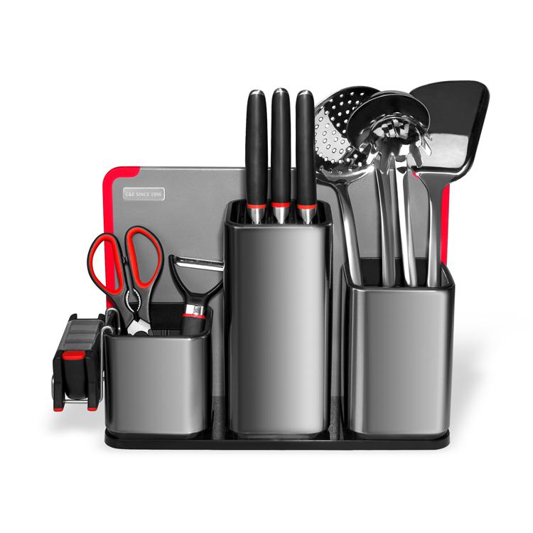 Amazon best seller utensil and cutting board. Luxury kitchenware