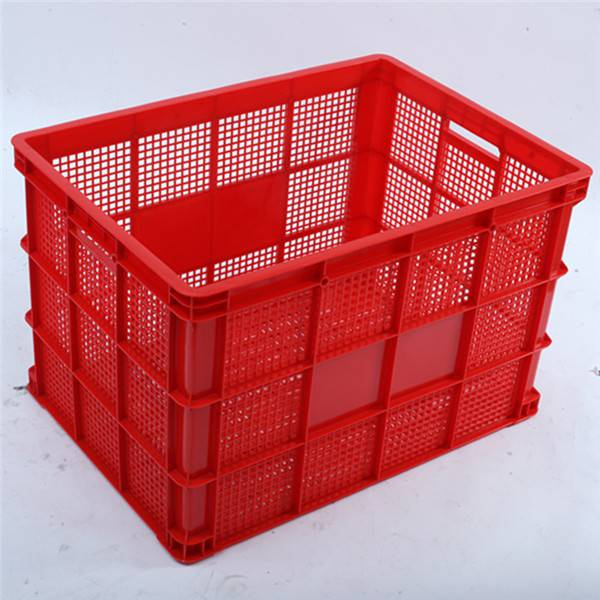 High quality Colorful fruit Plastic Crate