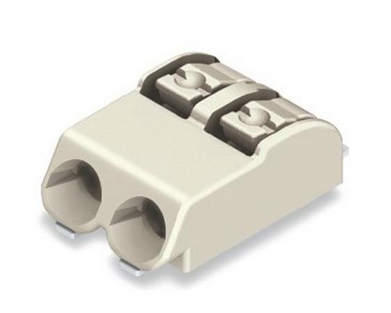 Lighting Connectors for Flexible Conductors