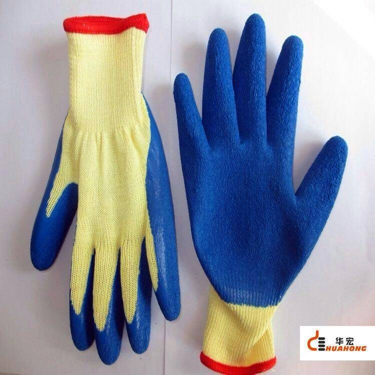High Quality Latex Coated Gloves