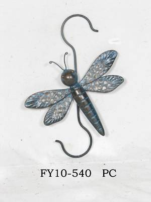 wall adornment/iron hook/wall hook/room adornment/wall hanging hook FY10-540
