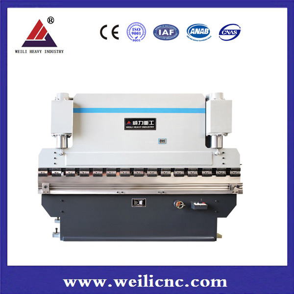 WC67Y 63t-2500 Hydraulic Steel Plate Bending Machine price