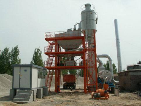 Asphalt Mixing Plant (LBJ1000) -001