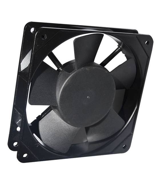 120*120*25mm Customized AC Axial Fan FAB(S)1225 110/220/240V Two ball & Sleeve Bearing Cooling Fan