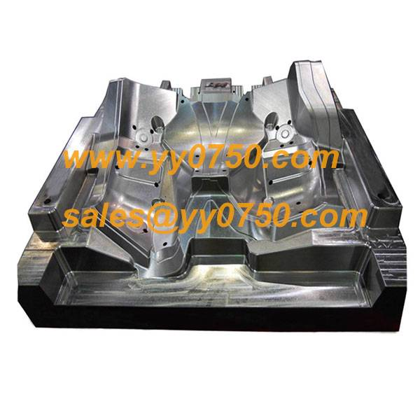 Precision auto part plastic injection mold