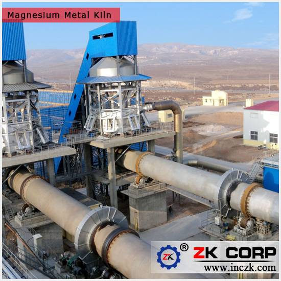 High Efficiency Rotary Kiln for Small Lime Production Line