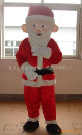Santa Claus costume Christmas