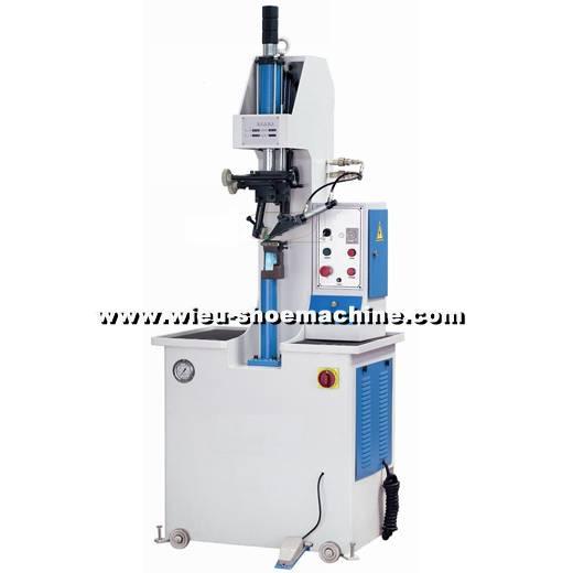 Xx0185 Hydraulic heel nailing machine