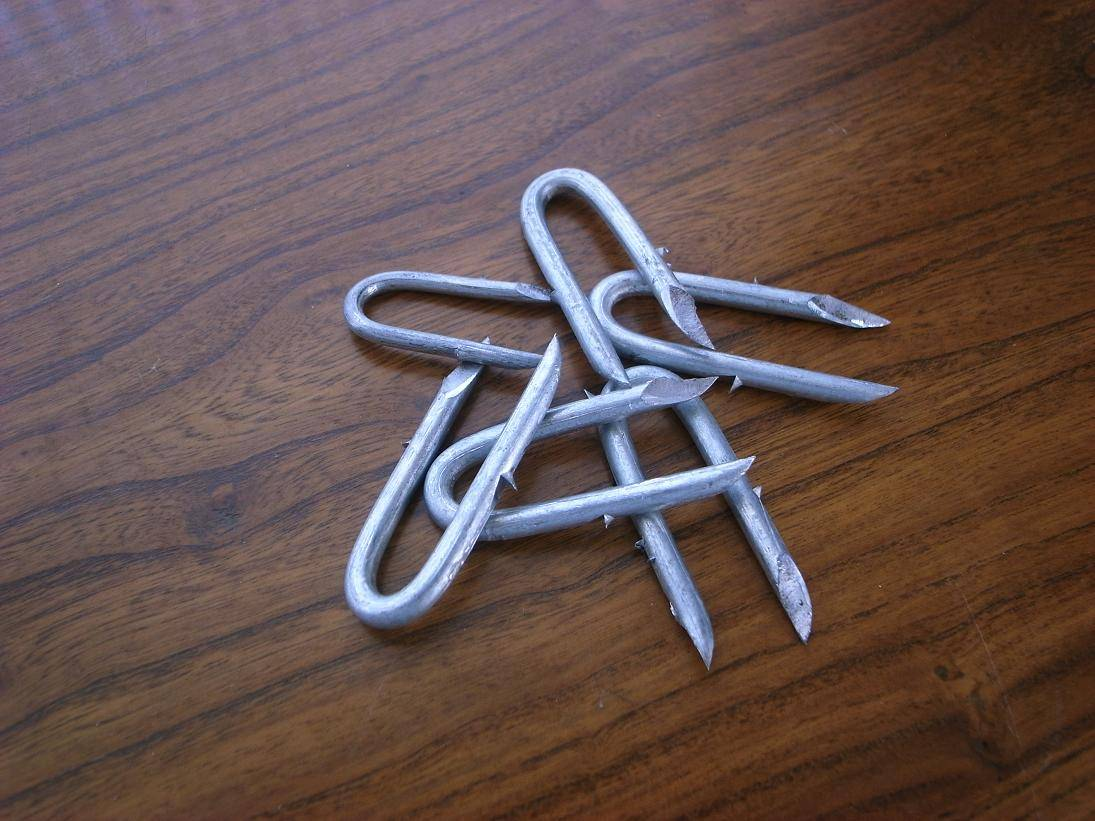 u nails making machine