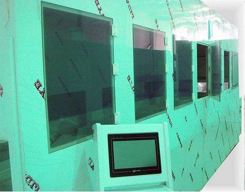 Silicon etching cleaning equipment