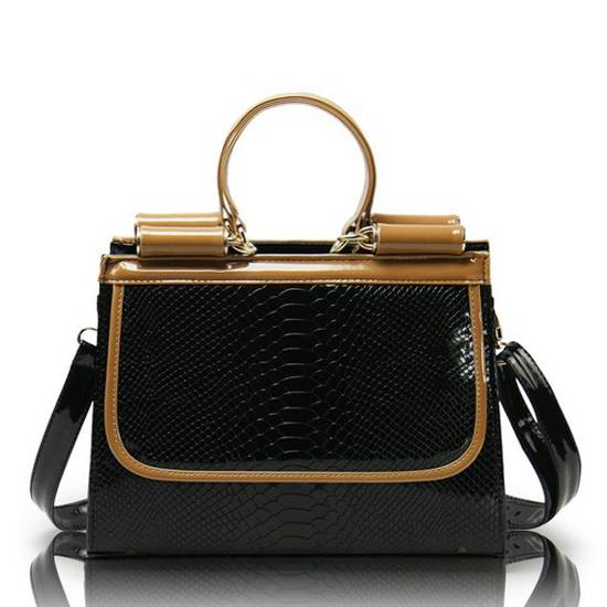 Good Quality Korea Style PU Fashion Handbag (EHB027)
