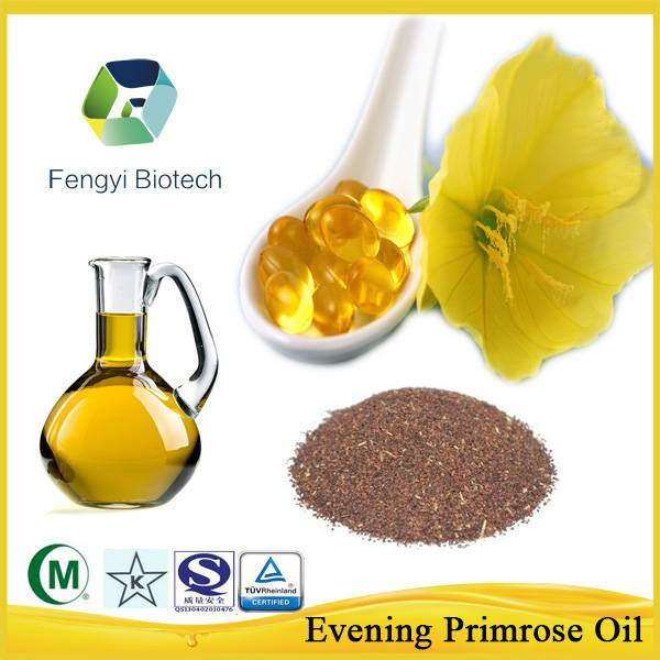 Organic Natural Bulk Evening Primrose Oil