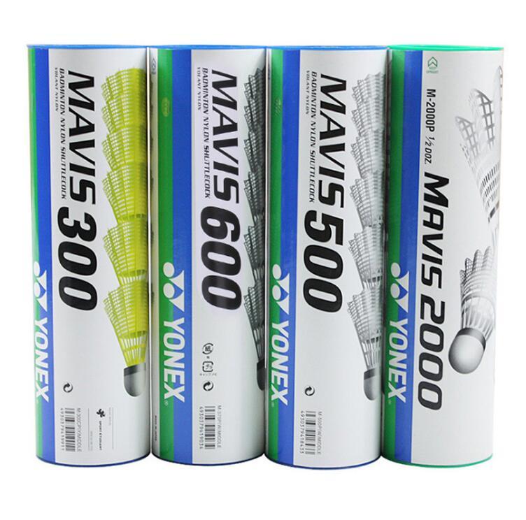 Yonex mavis 350 nylon badminton shuttlecocks