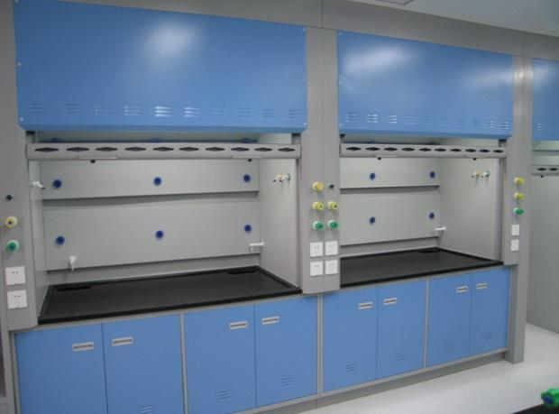 Steel Lab Furniture fuming cupboard fume hood