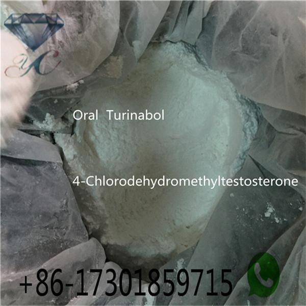 Turinabol 4-Chlorodehydromethyltestosterone 2446-23-3 Oral Turninabol