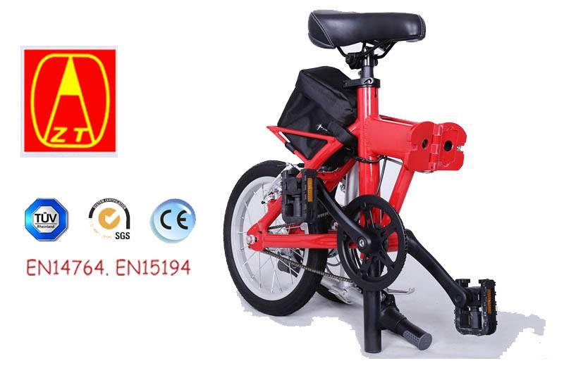 TDR14Z-L Folding electric bike