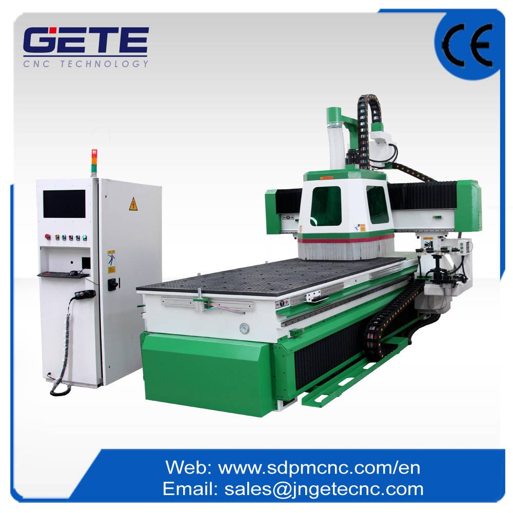 Wood Cutting Machine GH-GBSMC