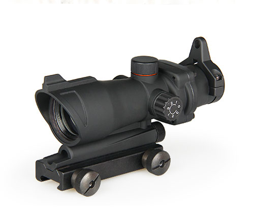 Tactical hunting 1x32 ACOG style optic red dot scope CL2-0013