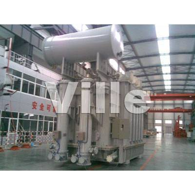 120MVA ARC Furnace Transformer with OLTC
