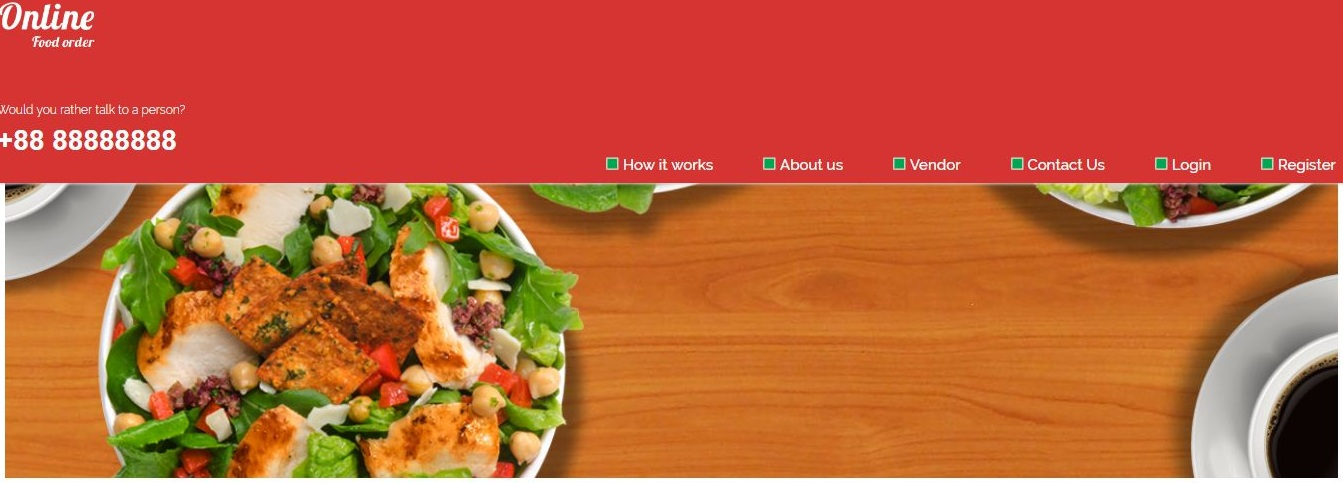 Food Delivery script, Food ordering software