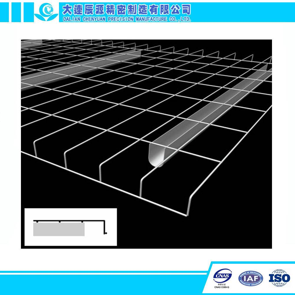 Warehouse Welded Steel Mesh Wire Deck for Pallet Racking