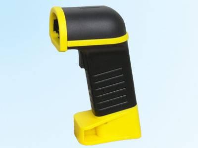 Cordless Laser Barcode Scanner with Data Storage (OBM-330)