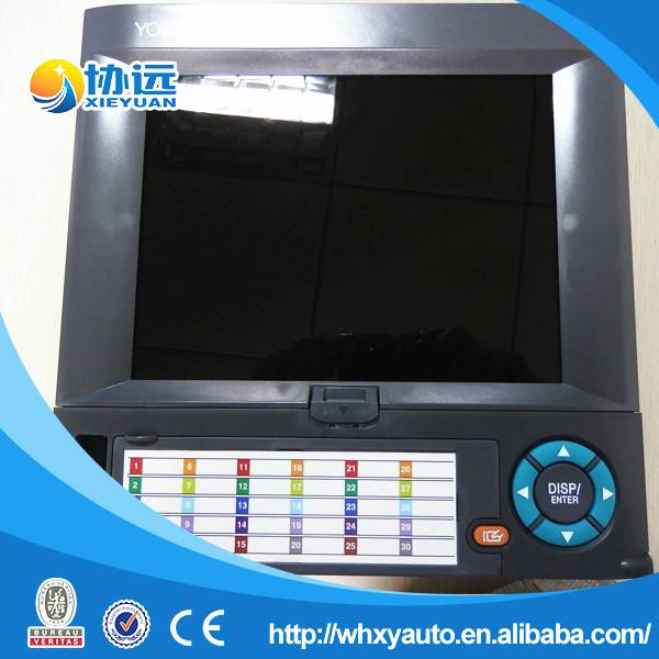 color paperless recorder temperature recorder DX2000