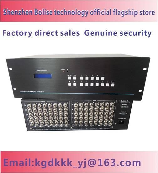 16X08 RGB Matrix Switcher RGB Matrix Switcher Matrix Switcher 16 Ins 08 Outs RGB Matrix Switcher RGB