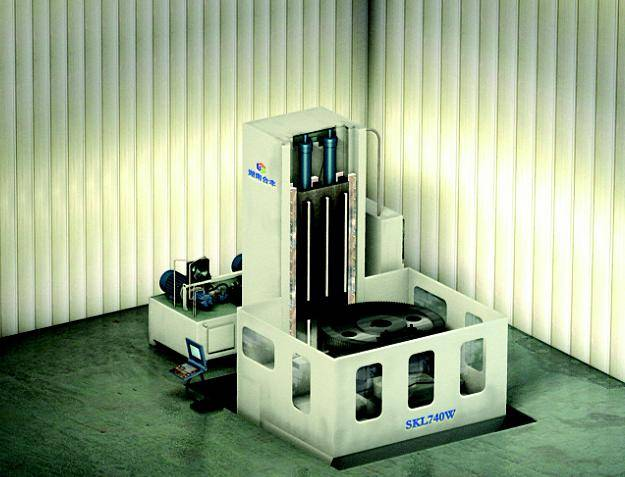 Big Gear Processing Machine tool SKL7240W