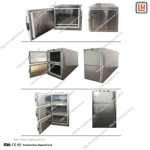 6 body morgue mortuary freezer,mortary refrigerator,mortuary cooler,corpse refrigerator