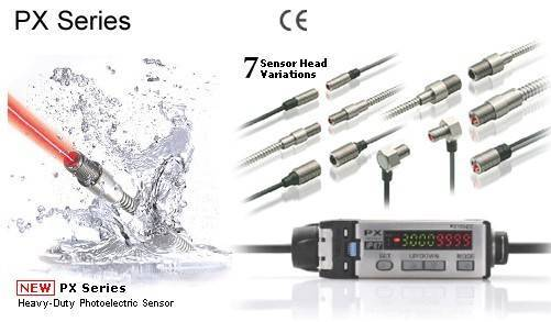 Heavy-Duty Photoelectric Sensor