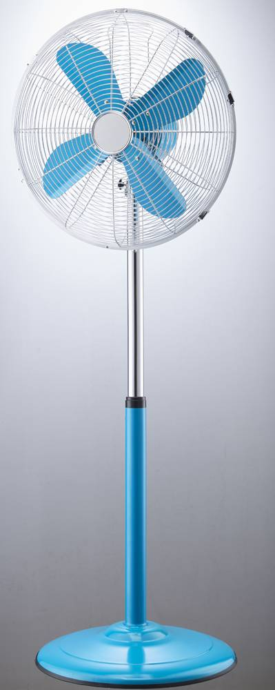"Oscillating 3 Speed Stand Fan 16"", AC-Motor Energy-Saving Stand Fan, Oscillating Pedestal Fan"