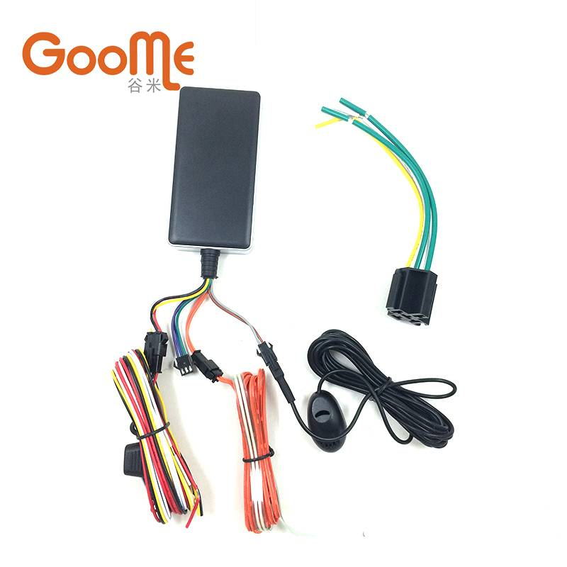 GOOME GT06N Manufacture Multi-functional GPS Vehicle Tracker Real-time Quad-band and SOS