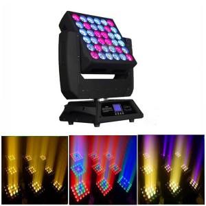 New 36 X 15W Moving Head Light LED Matrix