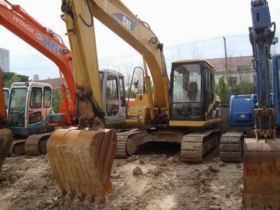 Used Crawler Excavators CAT 312B