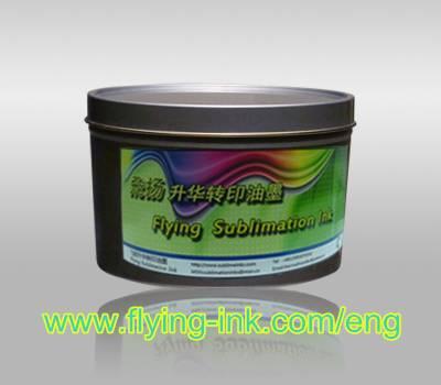 Thermal transfer printing paper ink