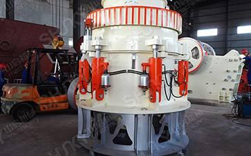 SKH160C Hydraulic Cone Crusher
