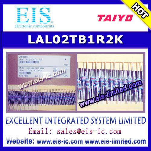 LAL02TB1R2K - TAIYO - Extremely reliable inductors that are ideal for automatic insertion