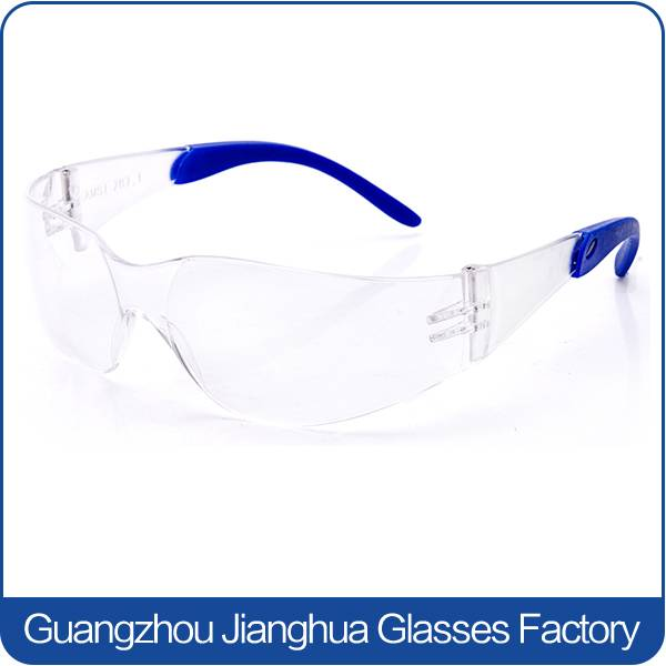 cheap transparent safety glasses dust protective glasses eyewear wholesale