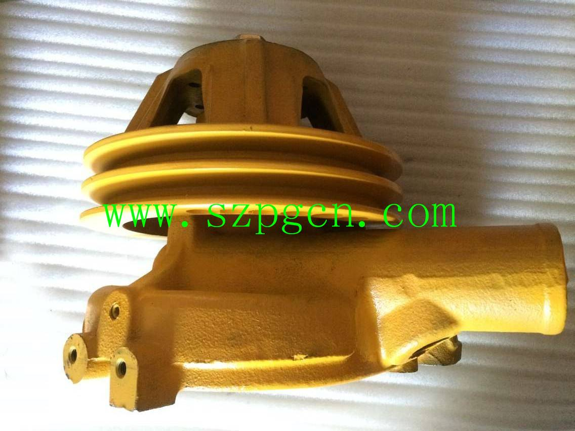 China Supplier 6D108 Water Pump 6222-61-1600 Cooling Pump for Excavator