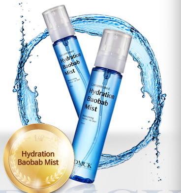DMCK Hydration Baobab Mist - 2in1 toner & mist for dry oily normal skin