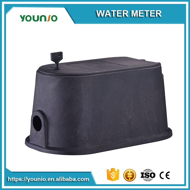 Younio Plastic Water Meter Box, strong nylon