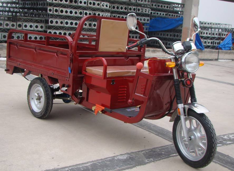 3 wheels electric cargo tricycle ETC-03